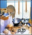 CHINESE KITCHEN UTENSILS