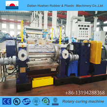China HUAHAN rubber two roll mixer open mixing mill machine
