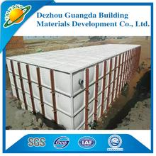 Easy to install water tank plastic foldable water tank water transfer printing tank Specializing in the production