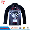 Full Zip Sublimated Motorcycle Jersey Custom /Long Sleeves Motor Racing Sportswear