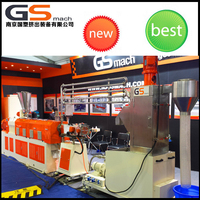 TPR shoe sole granule making machine for men sandal