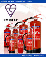 BSI EN3-7 fire extinguisher