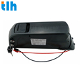 48v 11.6ah electric bike lithium ion battery for Bafang BBS 1000W motor