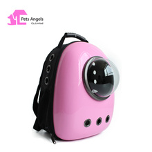 Wholesale cat dog cute pet travel carrier backpack bag airline approved travel carrier