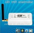 12-24V 12A RGB WiFi LED Controller for LED Strip Light