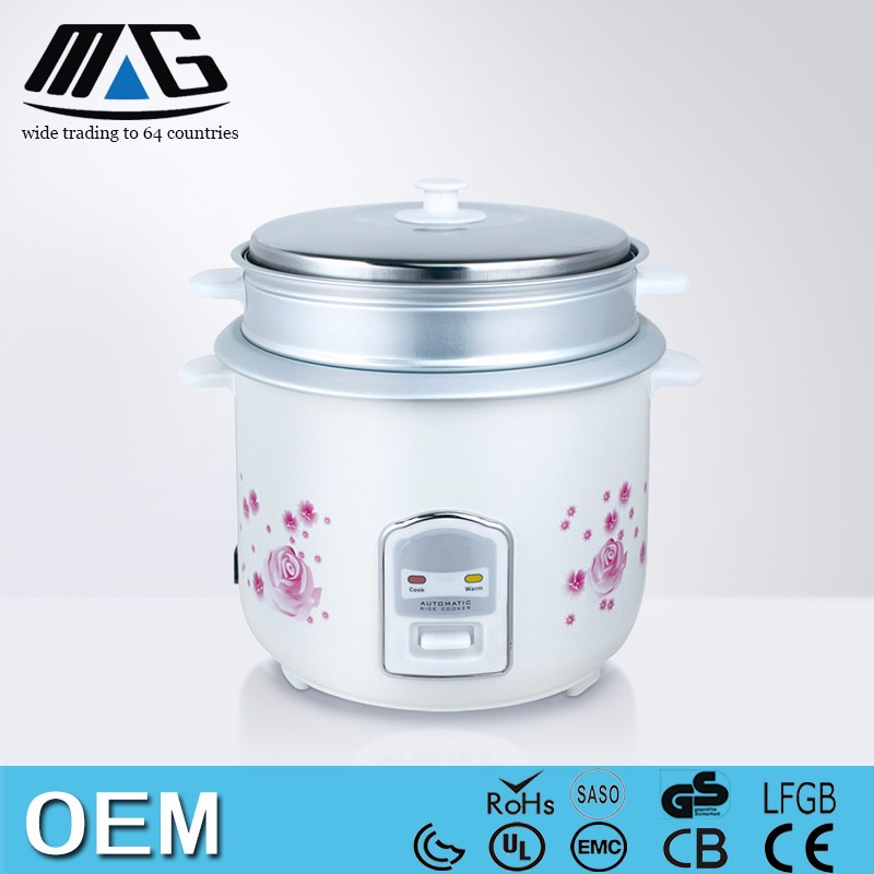 Perfect rice in a rice cooker