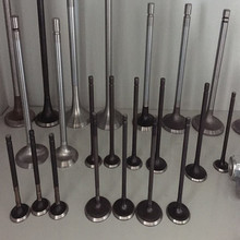 Bajaj Boxer Motorcycle Parts Inlet and Outlet Engine Valves