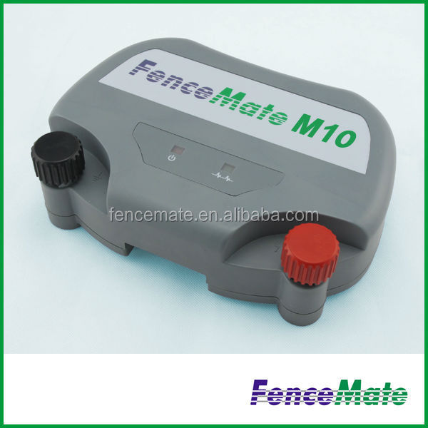 M Series (AC Power Input) Electric Fence Controller