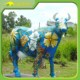 KANOSAUR0111 China manufacture Life Size Resin Artificial Cow Statue