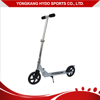 Worth Buying Durable 2 Wheel Hand Brake Kids Kick Scooter