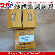 Compatible Cross-roller bearings with roller cage bands THK crossed roller bearing RB2008UU