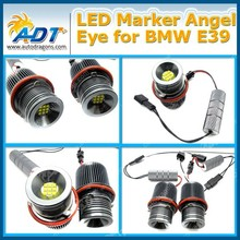 China wholesale!!! E39 Canbus with USA CR LED angel eye 90W car accessories original factory price for BMW X3 X5 5/6/7 series