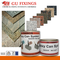 Glue granite tile fixing for epoxy marble adhesive
