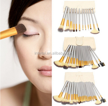 24pcs Professional Makeup Brushes With Bags Cosmetic Beauty Tools Eyeshadow Powder Foundation Mascara Brush High Quality