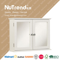 simple design multilayer cheap bathroom vanity cheap wooden cabinet for home