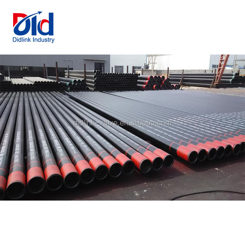 China Stainless Steel Manufacturer Price Per Meter Api5ct J55/l80/n80 Oil Well Casing Pipe Gas Pipe
