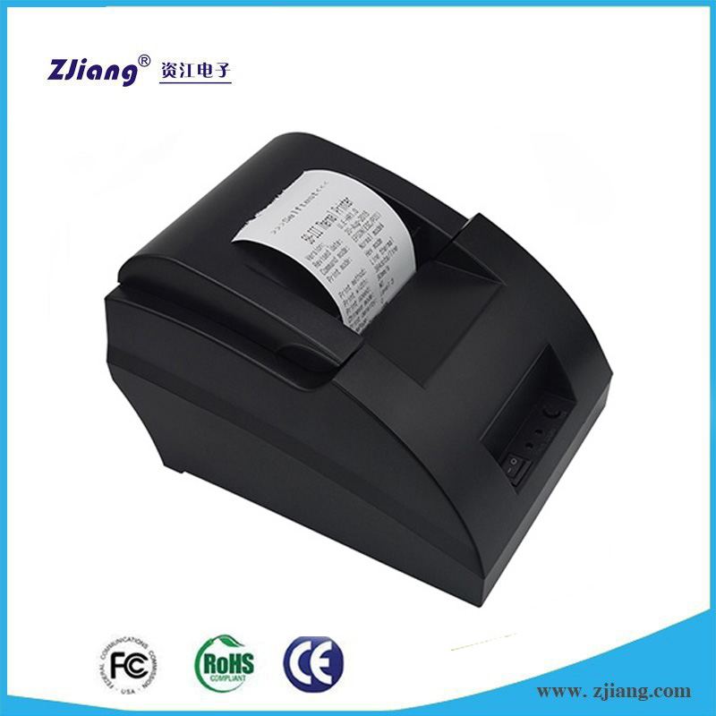 ZJIANG ZJ-5890C Cheap Portable Printer USB POS Machine with Thermal Receipt Printer Driver