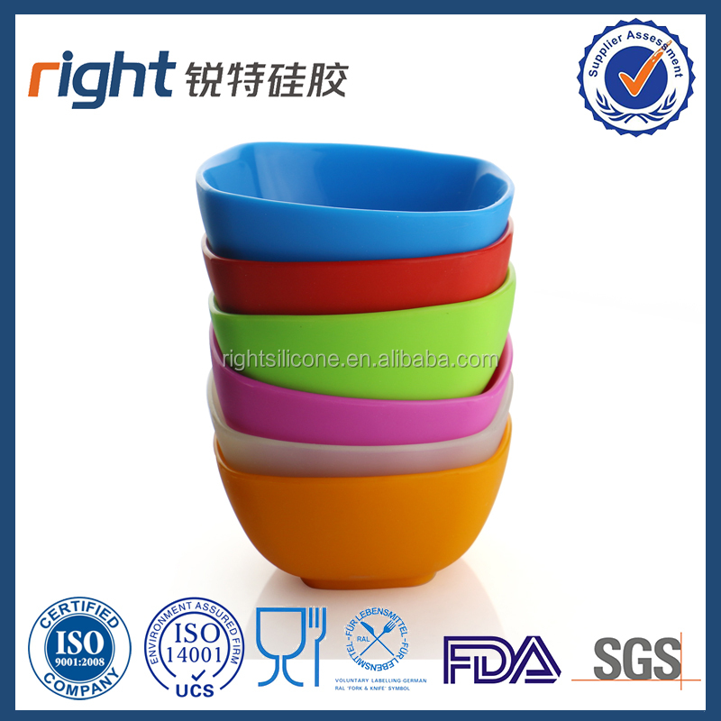 Soft Silicone Baby Bowl Little Bites Bowls Silicone Softtextile Baby Item