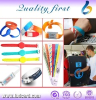 High Quality Silicone Rubber Wristband Access Control, China Wristband RFID Manufacturer
