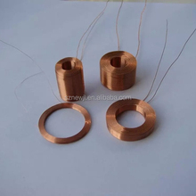 Customized Filter Air Core Coil / Copper Wire Air Core Inductor Coil
