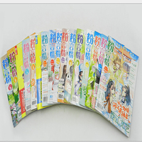 Custom Coloring Magazine Book Printing Promotional