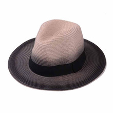 High quality cheap wholesale panama paper straw hats/mexican cowboy