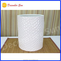 hot sale ceramic hospital waste bin container price