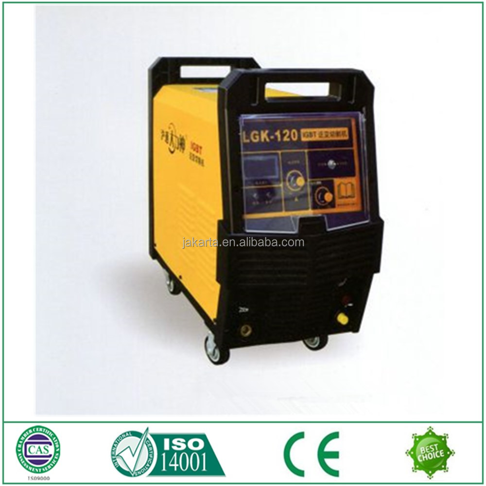 Type of LGK-120 IGBT Inverter Air Plasma Cutter with competitive price
