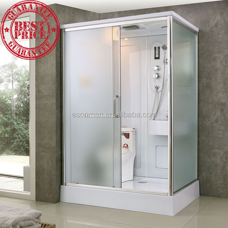 Portable Bathroom With Tap/ Prefabricated Bathroom Pods