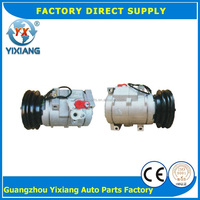 152MM Clutch OE# 447220-3847 247300-2800 10S17C Excavator Auto AC Compressor 24V For Caterpillar