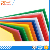 Colorful PP Twin Wall Sheet Corrugated Plastic Hollow Sheet
