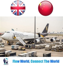 Direct Air freight to England UK from China forwarding cargo consolidator agent
