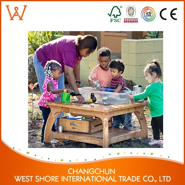 Brand Food Grade montessori materials furniture reggio children outdoor play Fast Delivery