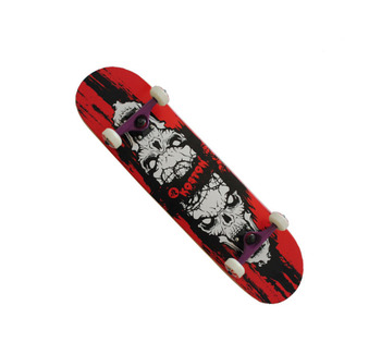 Koston top quality completed street skateboard made by cool air pressing technology