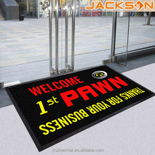 Nylon printed customized logo carpet