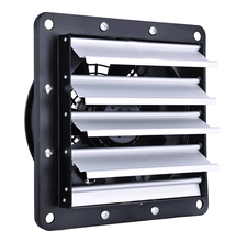 New type 8'' 10 ''12 &quot;14''16''inch window wall mounted shutter extractor exhaust <strong>fan</strong>