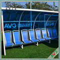 High Grade Steel Soccer Coach Bench Equipment Football Team Shelter