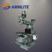 3 4 5 axis mini small cnc turret milling machine vertical universal mill X6325 tapping dental china hobby price list bridgeport