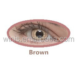 products made in south korea EOS Briller soft clear contact lens