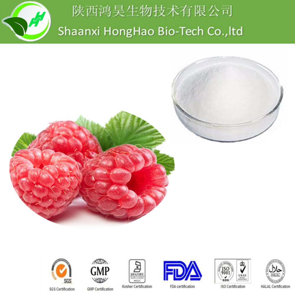 Herbal Nature Organic Raspberry Ketone Extract Powder for Slim Beauty Capsule