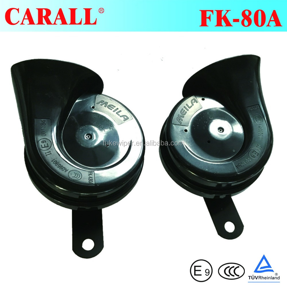 Hot selling 12V car horn Siren police With Excellent Quality FK-K80A