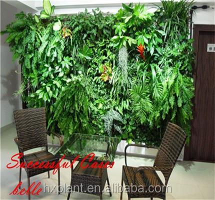 Pas Cher Art Mur V G Tal Jardin Vert Artificielle Mur D Cembre Mur Papiers Peints Enduit De
