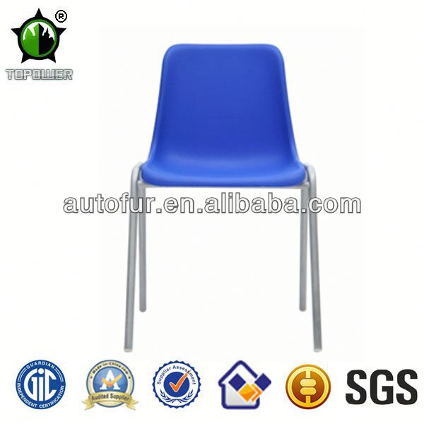 Stackable high school furniture classroom chairs