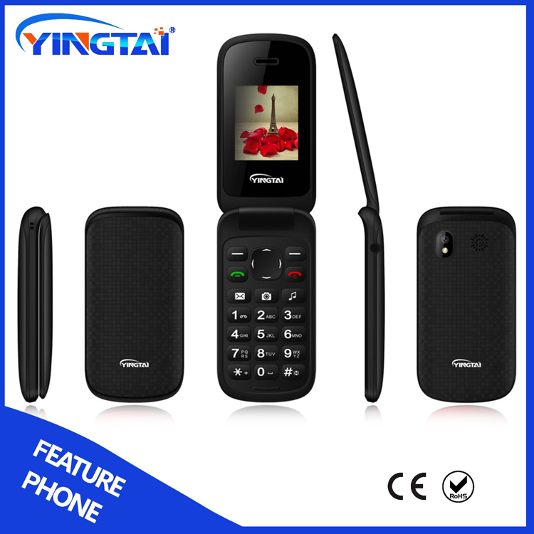 Hot Selling Unlocked Torch Light Dual Sim Card Mobile Phone