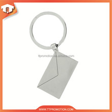 2017 High Quality custom alphabet letters key ring