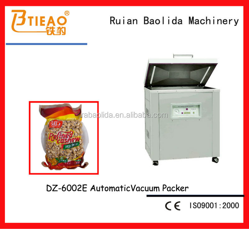 DZ-600/2E Automatic floor type Vacuum Bag Sealer
