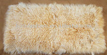 Curly Kalgan Sheep Fur Blanket