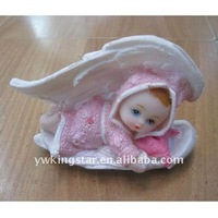 Angel resin crafts