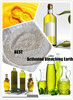 Plant oil bleaching activated bentonite clay/fuller earth