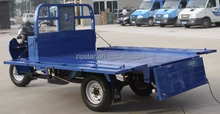 Africa Motorized Heavy Load 3 Wheel Flatbed Motorcycle for Cargo